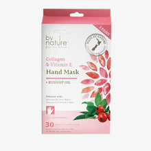 Collagen and Rosehip Hand Mask 2 pack