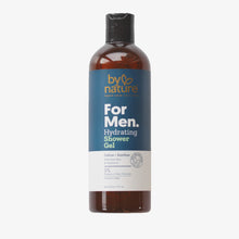 For Men. Hydrating Shower Gel