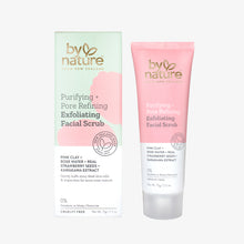 Purifying and Pore Refining Exfoliating Facial Scrub