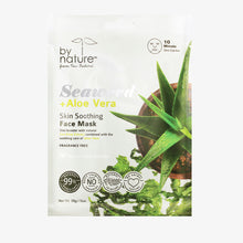 Soothing Seaweed + Aloe Vera Sheet Face Mask