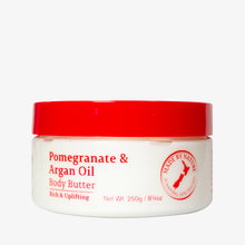 Pomegranate & Argan Oil Body Butter