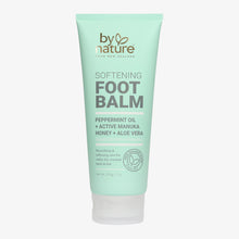 Peppermint Oil Softening Foot Balm