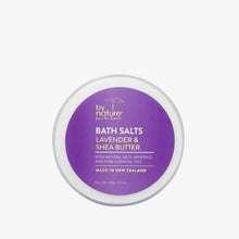 Lavender & Shea Butter Bath Salts