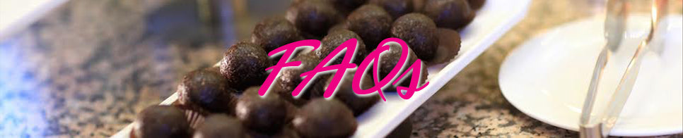 FREQUENTLY ASKED QUESTIONS – 2 Chicks with Chocolate