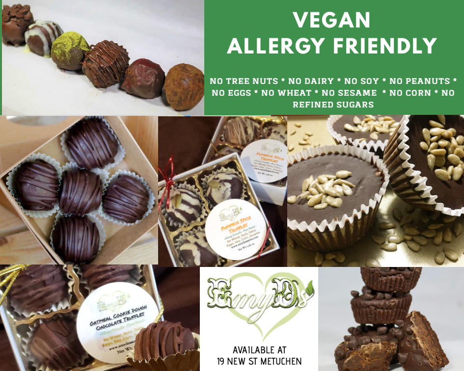 Vegan Chocolate- Allergy Friendly