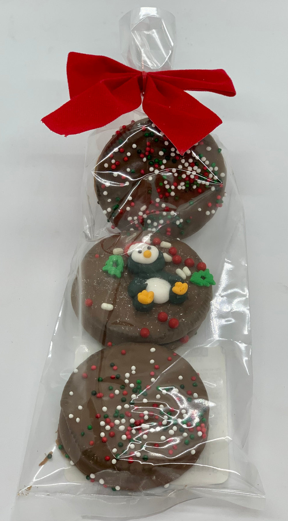 Holiday Chocolate Dipped Oreos 3 Pack