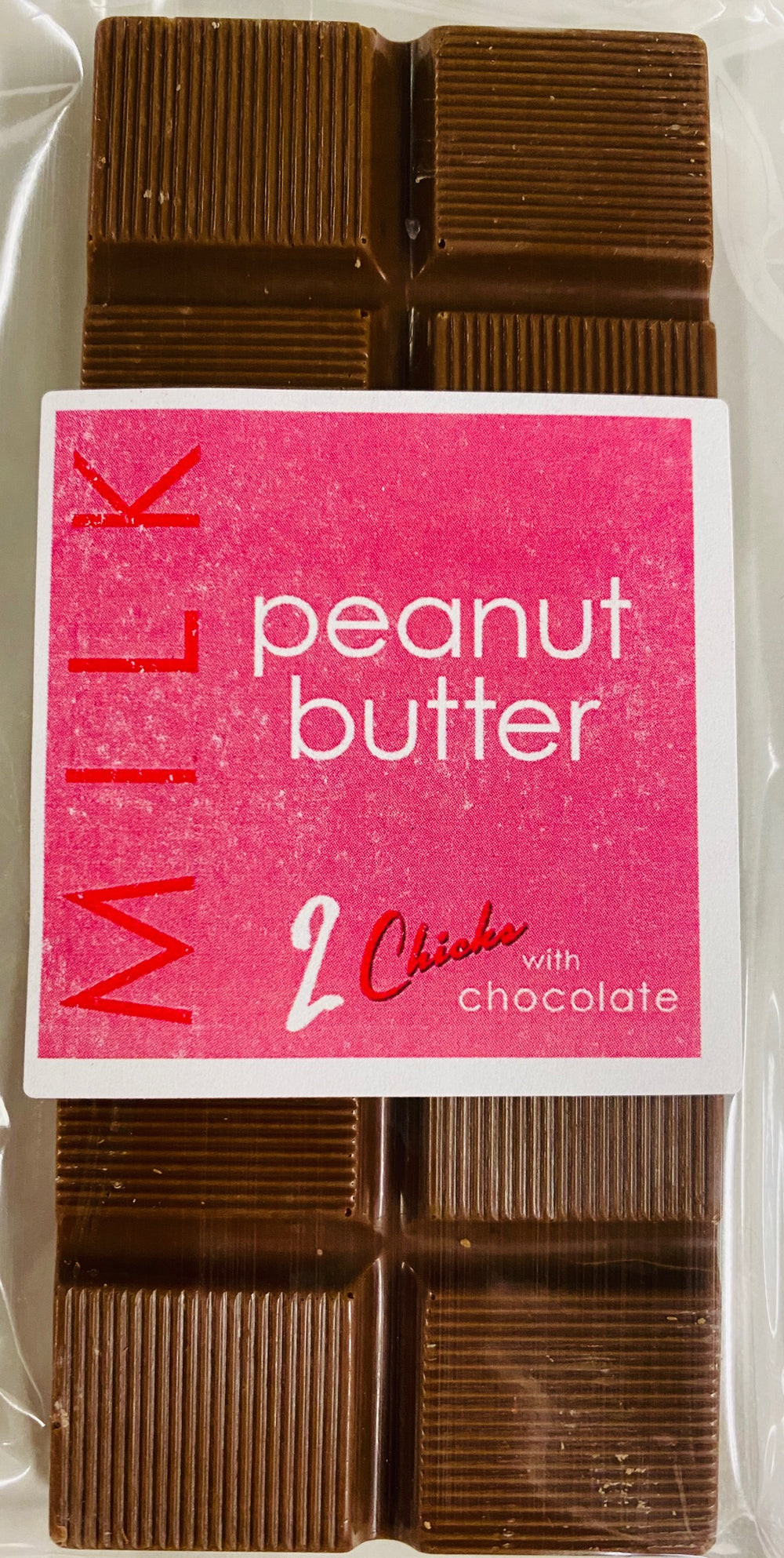 Peanut Butter Milk Chocolate Bar