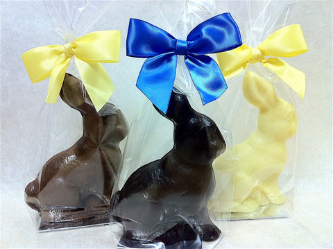 Holiday: Solid Easter Bunnies