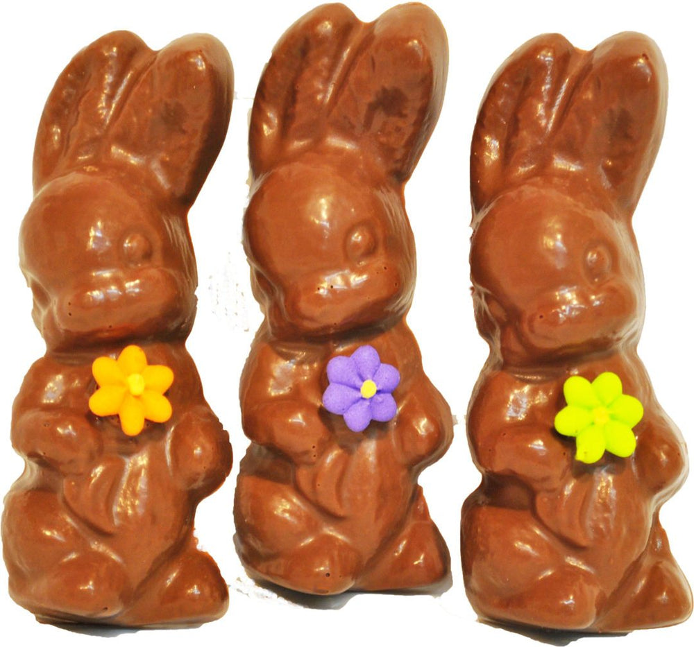 NUT FREE Holiday: Solid Easter Bunnies