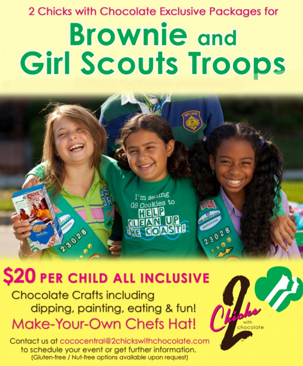 Girl Scout Troop Parties