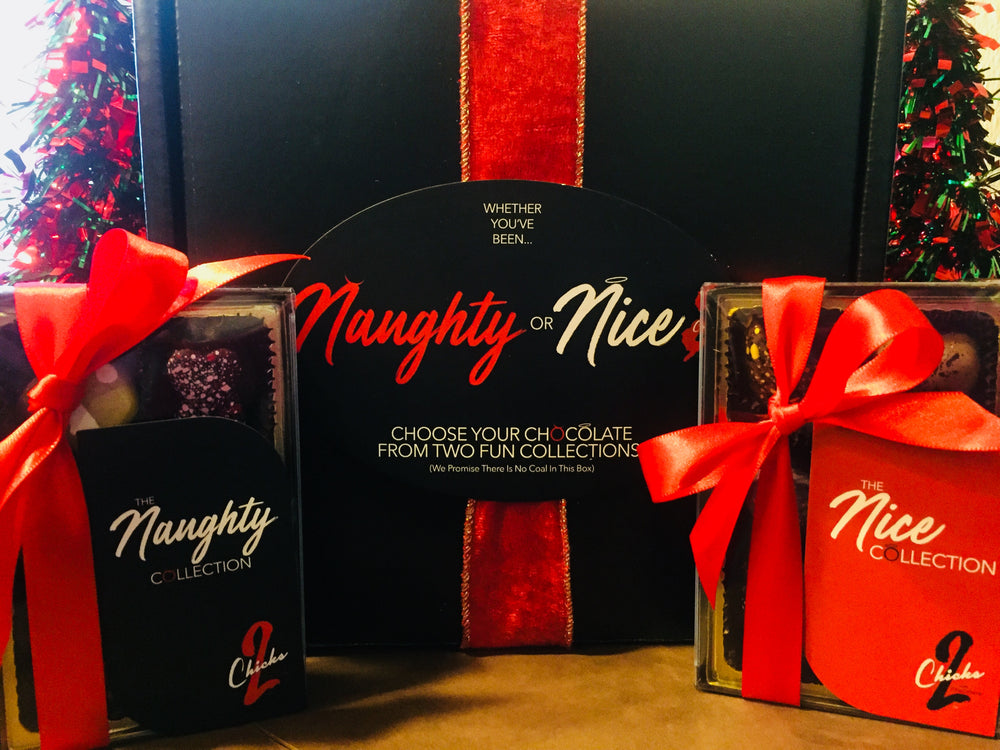 New! The Naughty or Nice Collection