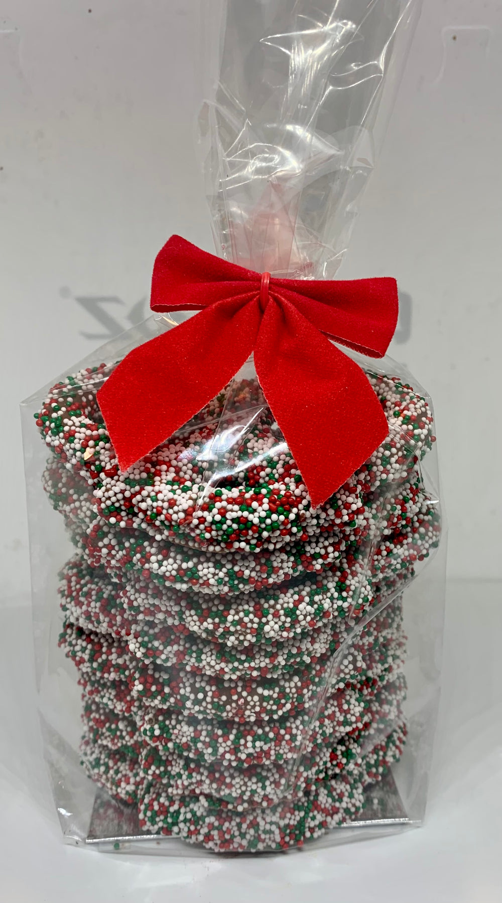 Chocolate Covered Pretzel Gift Bag
