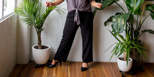 The pants your return-to-the-office wardrobe needs