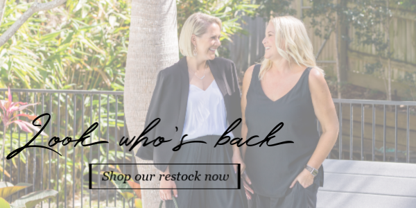 Did you know Styling You The Label restocked?!