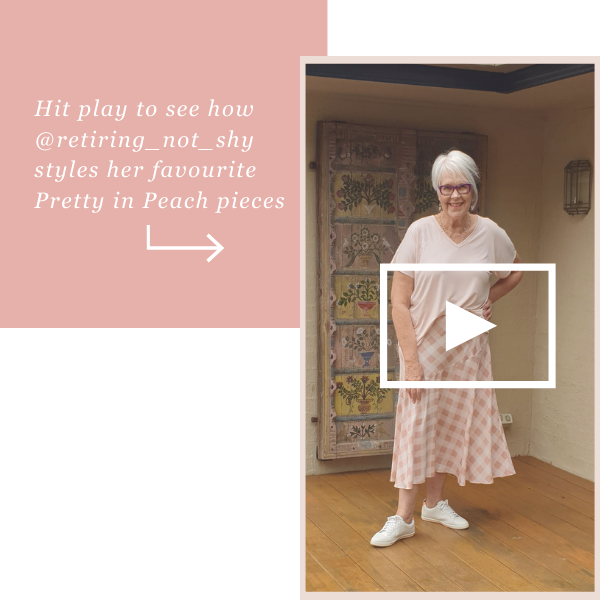 Video grid linking to instagram try on with Jan from @retiring_not_shy