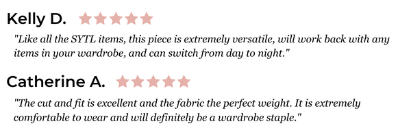 Verified reviews of our Kerryn blazer