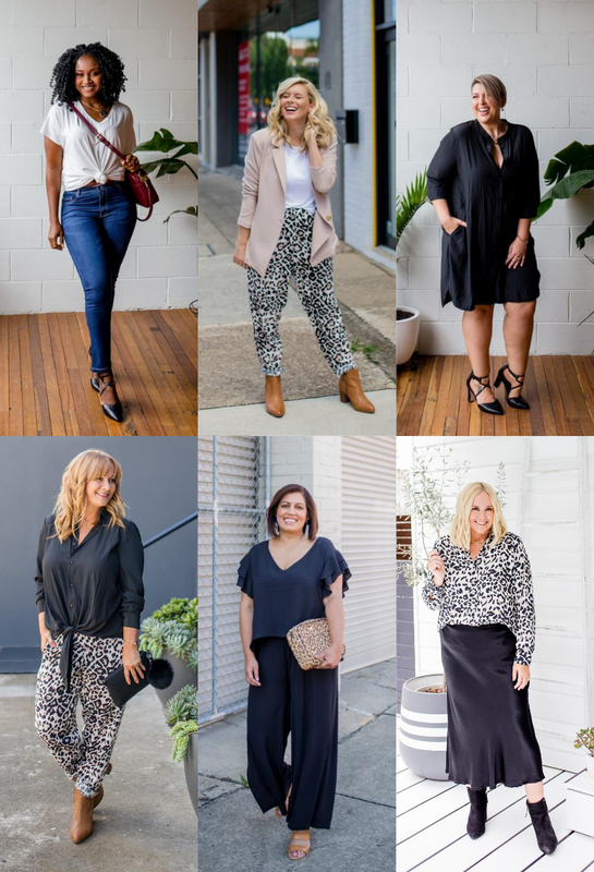 Made in Australia - Styling You The Label - non-boring basics for sizes 8-18