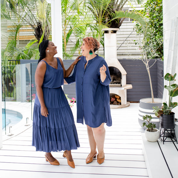 Styling You The Label Dreamy Seas collection featuring @sonish_space @icurvy