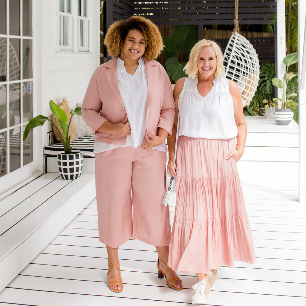 Styling You The Label Pretty in Peach collection (part 2)