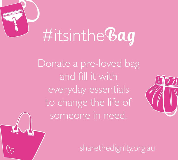 #Its in the bag campaign