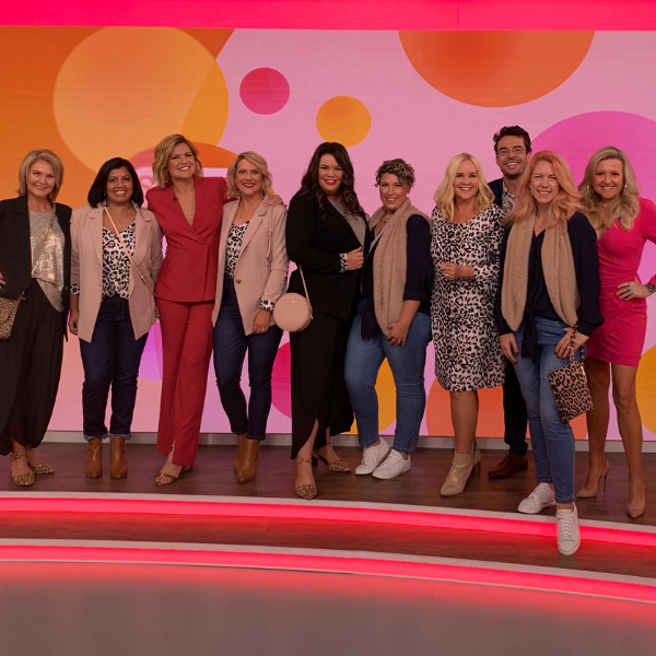 SYTL's first appearance on Studio 10