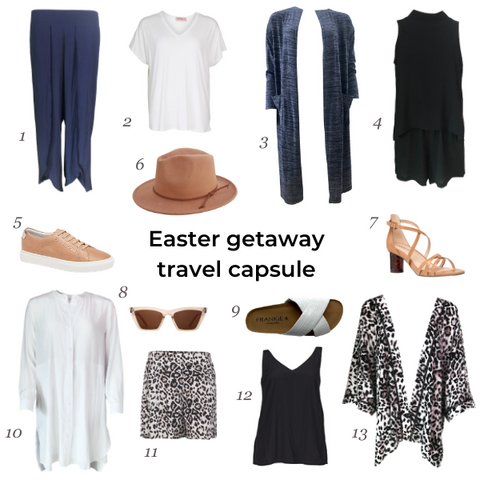 Our Easter get away style guide