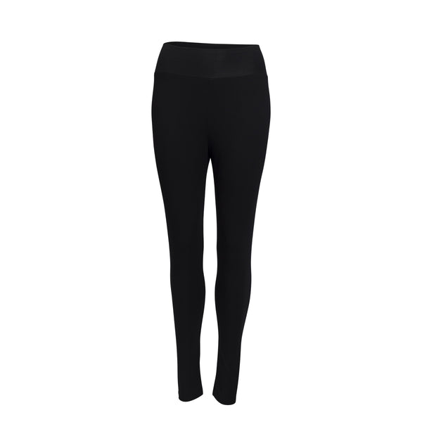 Anna modal legging - black