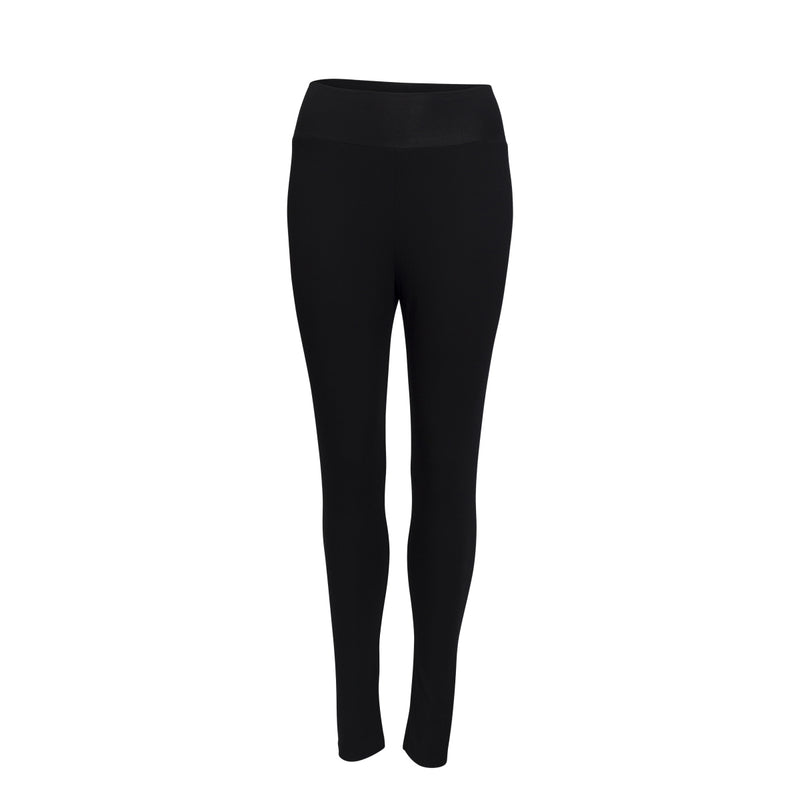 Anna black modal legging