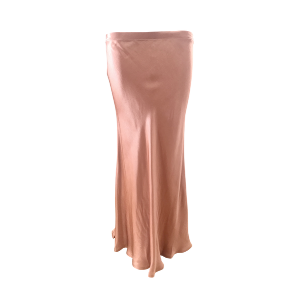 Deborah Midi skirt in Toffee