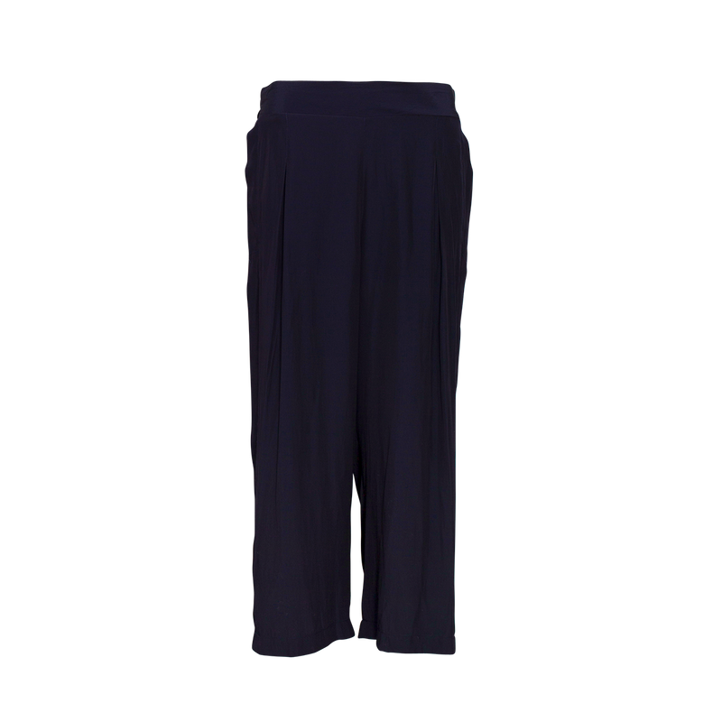 Maddy technical crop pant - navy