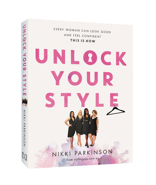 Unlock Your Style book cover