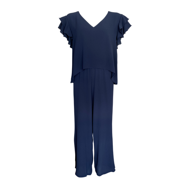 Our Barbara jumpsuit in Navy