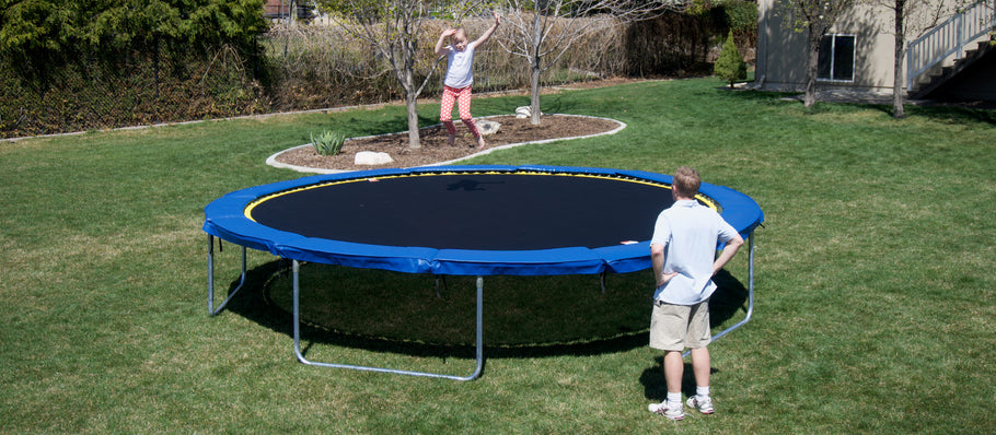 The Best 16 Foot Trampoline