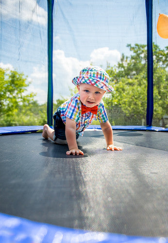 Tips for Child Trampoline Safety