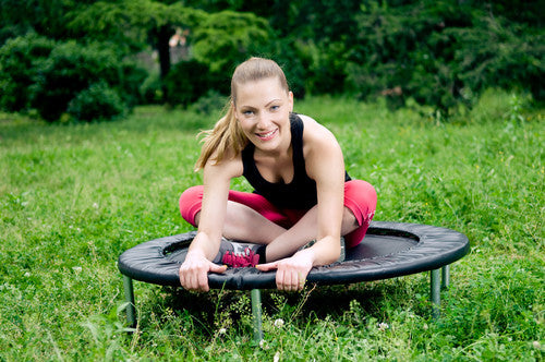 4 Perfect Trampoline Exercises