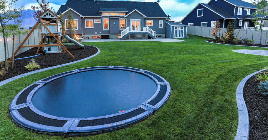 The Best 14 Foot Trampolines