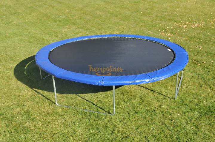 Four things to check when you de-winterize your trampoline...