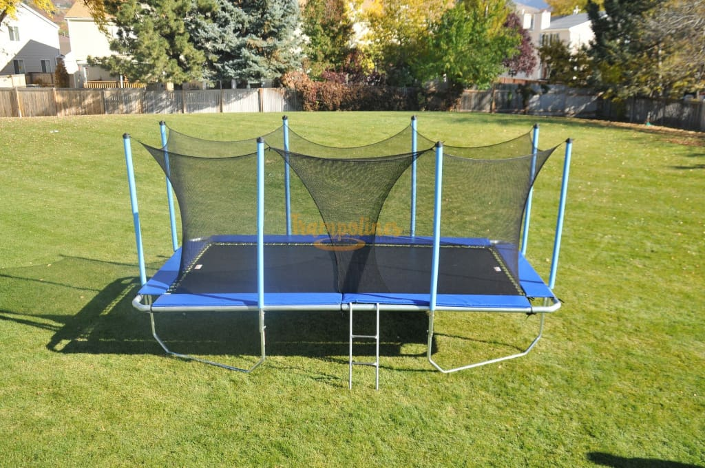 10 X 17 Rectangular All American Trampoline
