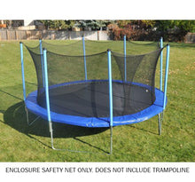 Load image into Gallery viewer, Safety Enclosure Net System for 13, 14, 15 Round Trampolines