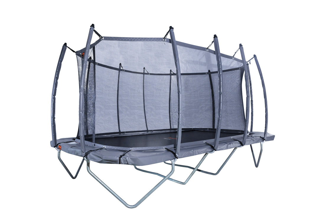 10x17' Pro-Line Avyna Above Ground Rectangle Trampoline