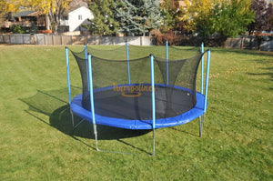 14 Round All American Trampoline