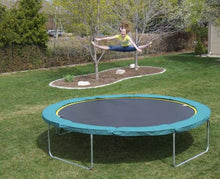 Load image into Gallery viewer, 14 Round Medalist Trampoline - American Made