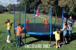 14 Round Medalist Trampoline & Enclosure Package