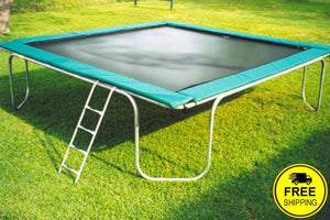 15 x 17' Rectangular Trampoline - American Made