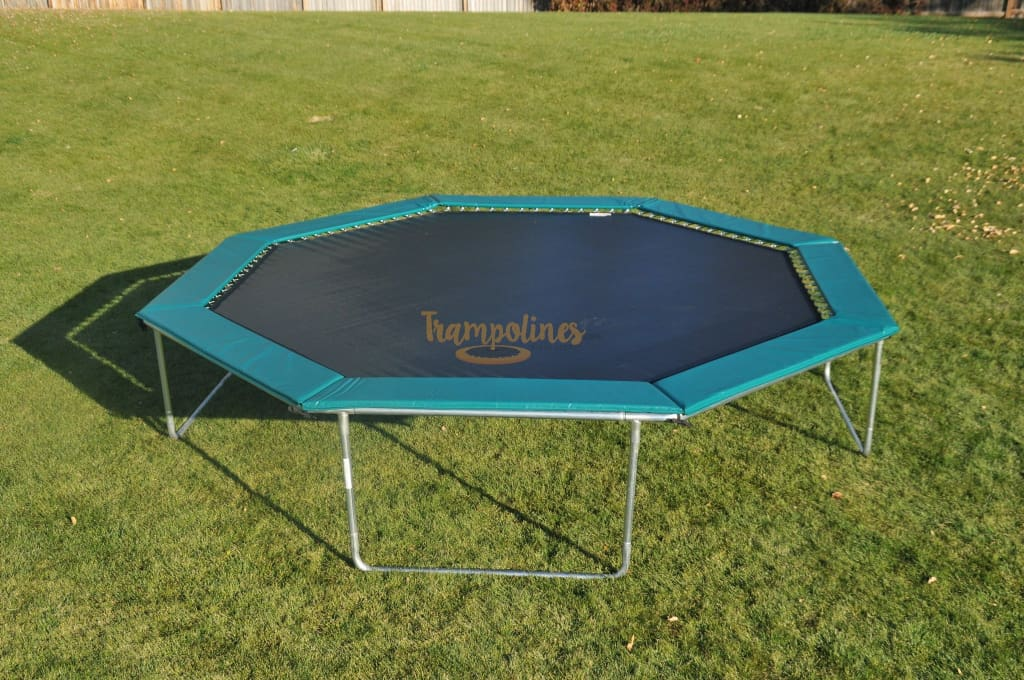 16 Octagon All American Trampoline