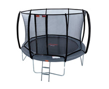 Load image into Gallery viewer, 14' Round Pro-Line Avyna Above Ground Trampoline - Optional Enclosure