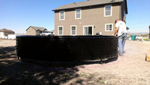 Load image into Gallery viewer, 12 - 16' TDU Trampoline Retaining Wall
