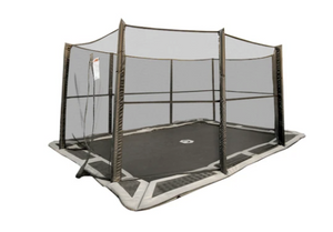 10x14' Rectangle TDU/Capital Play In-ground Trampoline