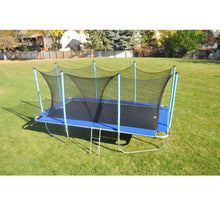 Load image into Gallery viewer, 10 x 17' Rectangular All American Trampoline (Optional Enclosure)