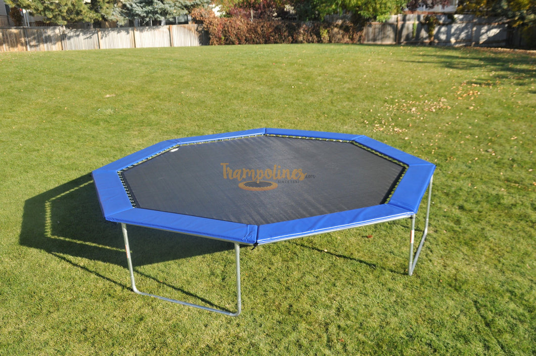 14' Octagon Trampoline For Sale | Octagon All American Trampoline